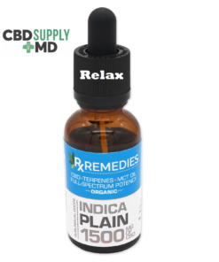 CBD Plain Jane Indica - Relaxing 1500mg