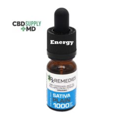 CBD Oil 1000mg Extra Strength Full Spectrum Sativa