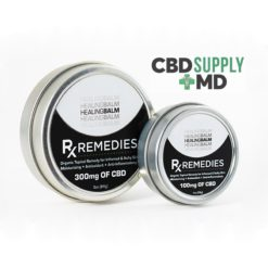 Rx Remedies Healing Balm 100mg or 300mg