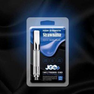 Strawnana Sleep/Relax 700mg CBD Vape Cartridge