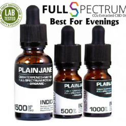 CBD Full Spectrum Indica 500mg 1000mg 1500mg