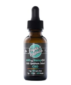 Floyd's of Leadville CBD Full Spectrum Tincture 600mg