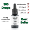 NuLeaf Full Spectrum CBD Oil 725mg