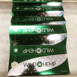 Wild Hemp Hemp-ette Carton (10 packs)