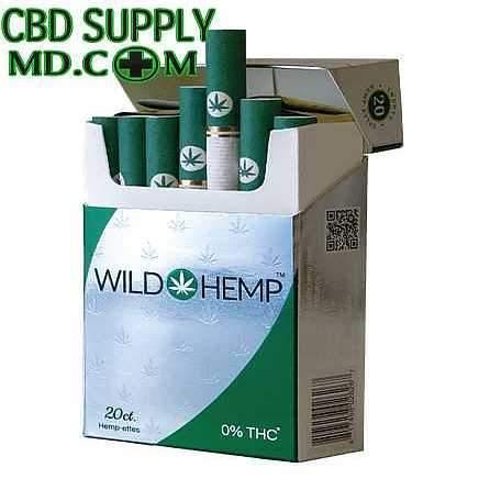 Wild Hemp Hemp-ette Carton (10 packs)