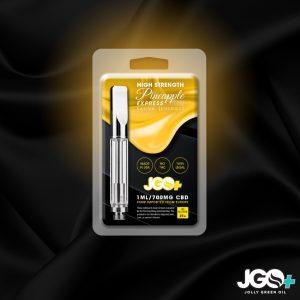 JGO Vape Cartridge - Pineapple Express 700mg