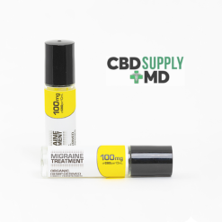 CBD Migraine Treatment & Headache Roll on 100mg