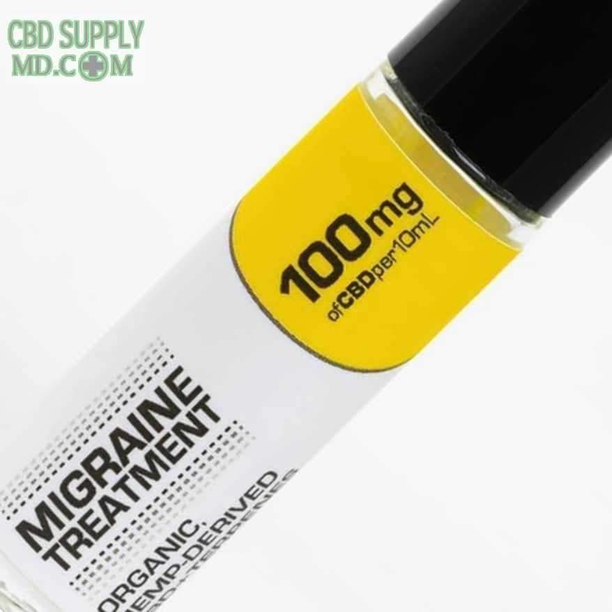 Rx Remedies CBD Migraine Treatment 100MG