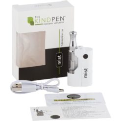 Kind Pen mist Vape Device - White
