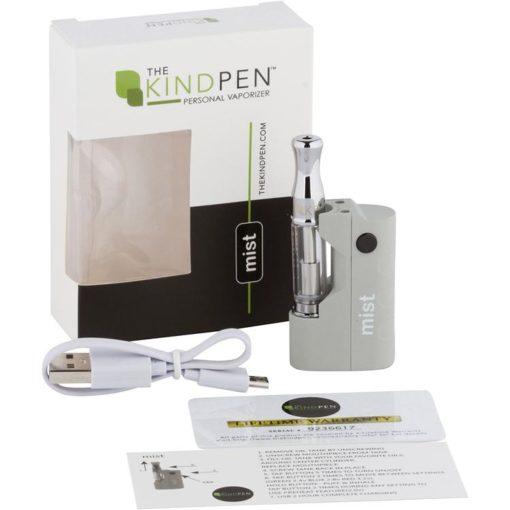 Kind Pen mist Vape Device - Gray