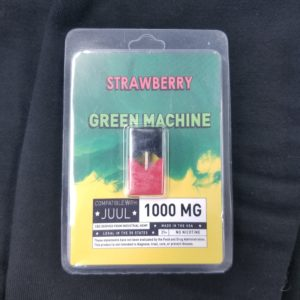 Strawberry Juul Pod 1000mg