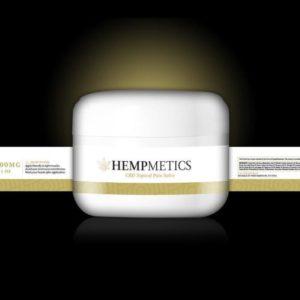Hempmetics Salve 1,000mg/1oz