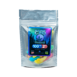 Blue Moon Hemp CBD Gummies – 2oz 100mg