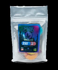Blue Moon Hemp CBD Gummies – 2oz 250mg