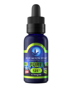 Pure – CBD Quarter Moon Vape Juice 125mg-1000mg