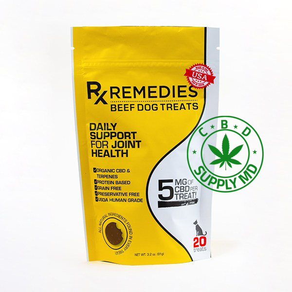 Rx Remedies CBD Pet – Treats for Joint Health