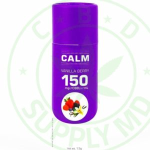 Rx Remedies CBD Vape Oil - Calm 150mg (Vanilla Berry)