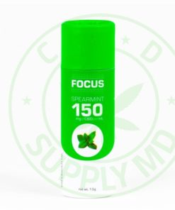 Rx Remedies CBD Vape Oil - Focus 150mg (Spearmint)