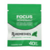 CBD Chewing Gum – Focus Peppermint Full Spectrum
