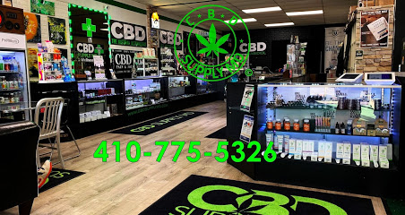 CBD Oil Supply MD CBD Store -Local CBD Oil Shop, Retail CBD Products Store, CBD Store