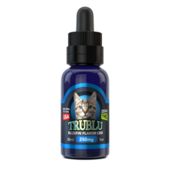 CBD Cat Tincture 250mg Bluefin Tuna