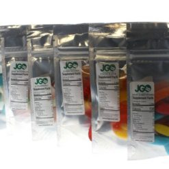 CBD Gummies 250MG Per Pack
