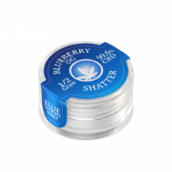 Blueberry OG CBD Shatter 0.5 Gram