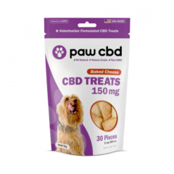 CBD Dog Treats 150mg - Baked Cheese