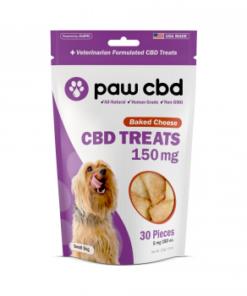 CBD Dog Treats 150mg - Baked Cheese