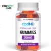 cbdmd gummies 300