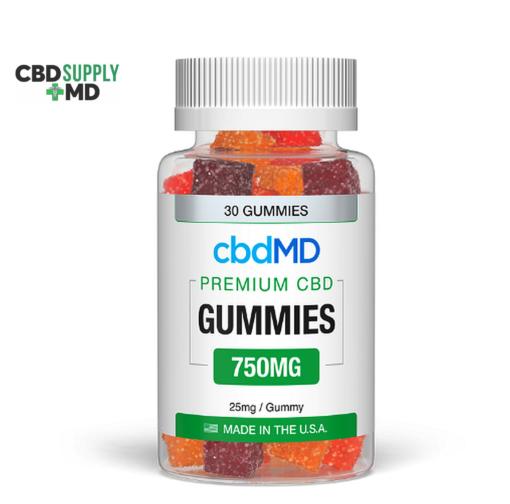CBD Gummies Premium 750mg