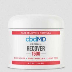 CBD Pain & Inflammation Cream 1500mg