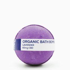 CBD Living Bath Bomb 60mg Lavender