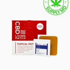 CBD Oil Patch