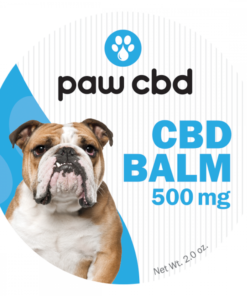 CBD Balm For Pets 2 oz 500mg Vet Formulated