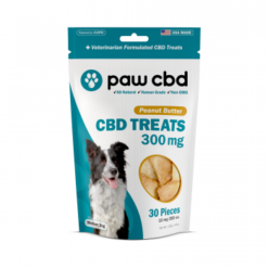 CBD Dog Treats 300mg - Peanut Butter