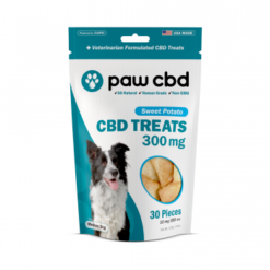 CBD Dog Treats 300mg Sweet Potato