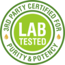 Our Hemp Oil is lab tested.
