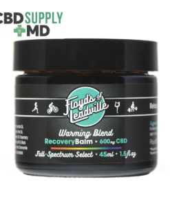 CBD Warming Balm Full Spectrum 600mg