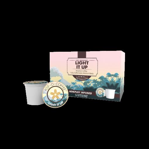 Pot-O-Coffee Light It Up – K-Cup