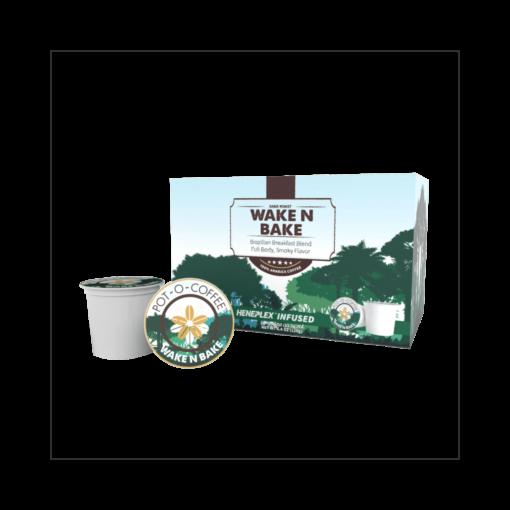 Pot-O-Coffee Wake N Bake – K-Cup