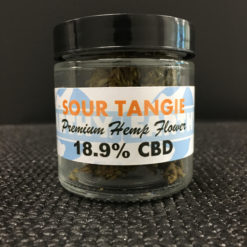 3.5 Grams Sour Tangie CBD Flower