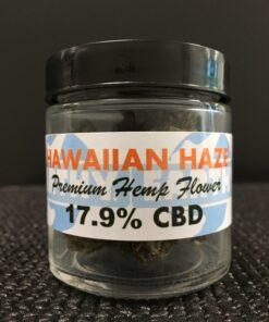 3.5 Grams Hawaiian Haze CBD Flower