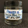 3.5 Grams Suzy Q CBD Flower
