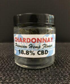 3.5 Grams Chardonnay CBD Flower