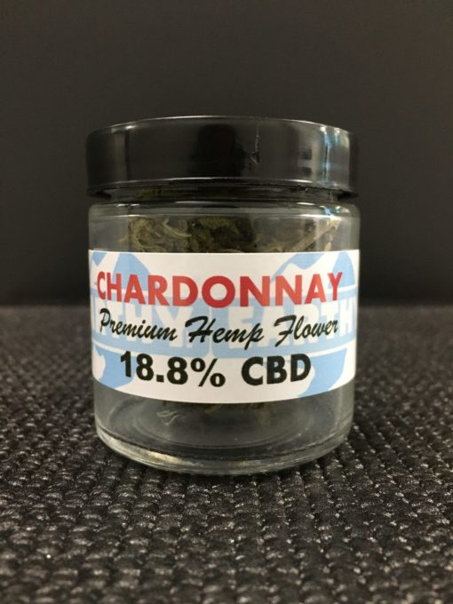 3.5 Grams Chardonnay CBD Flower