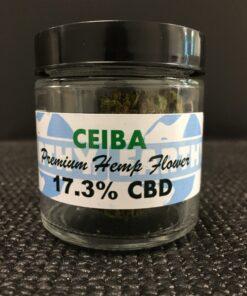 3.5 Grams CEIBA CBD Flower