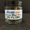 3.5 Grams Trump One CBD Flower