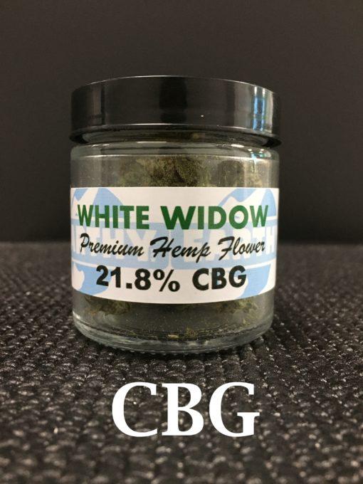 3.5 Grams White Widow CBG Flower