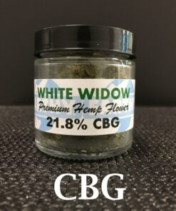 3.5 Grams White Widow CBG Flower
